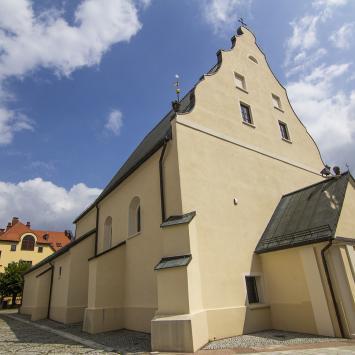 Kościół Św. Michała Archanioła w Polkowicach