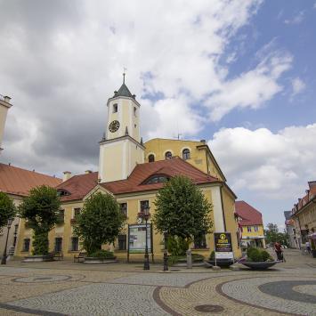 Kościół Św. Barbary w Polkowicach