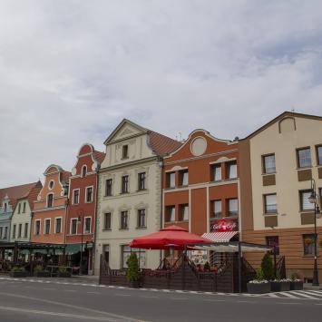 Poaugustiański kościół Wniebowzięcia NMP w Żaganiu