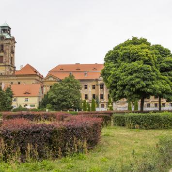 Zamek w Żarach