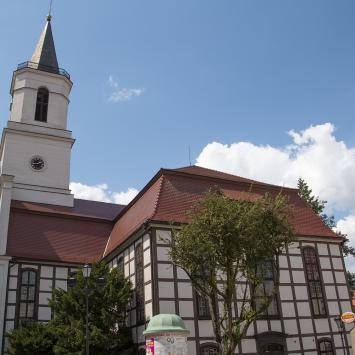 Kościół MB Częstochowskiej w Zielonej Górze