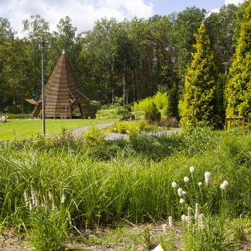 Ogród Botaniczny i Bajkowa Zagroda w Zielonej Górze