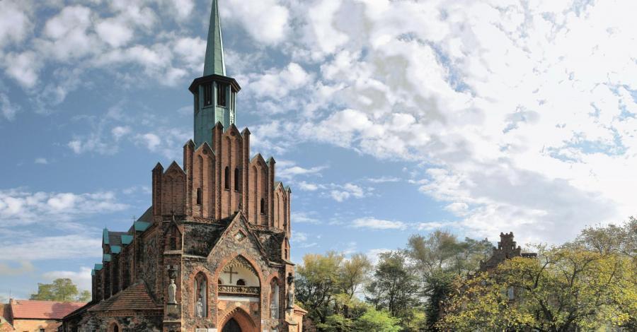 Kościół Św. Krzyża w Żaganiu - zdjęcie