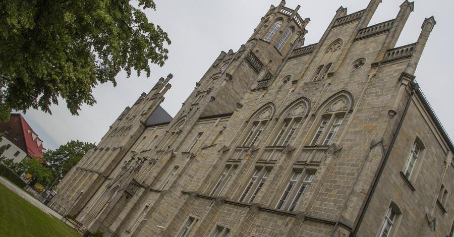 Budynek Sądu w Bolesławcu - zdjęcie
