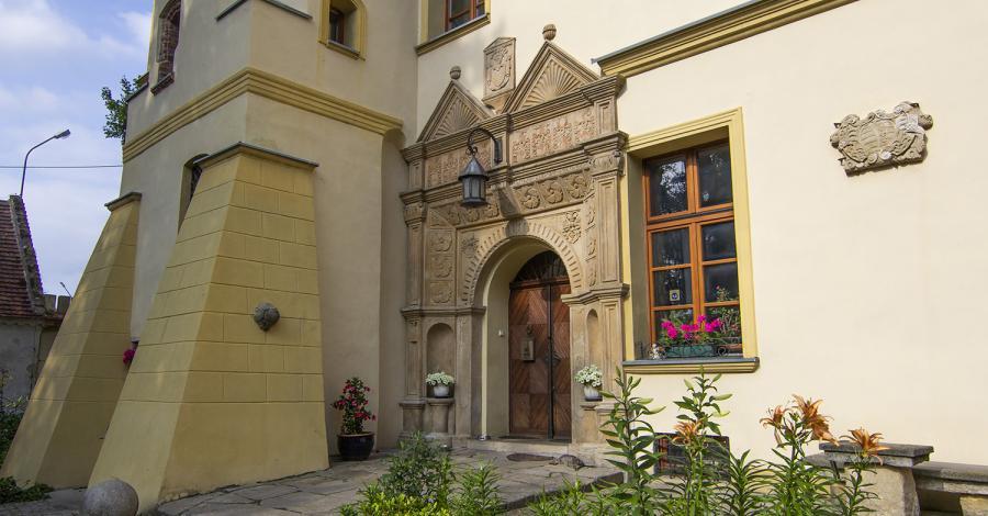 Zamek Czerna - zdjęcie