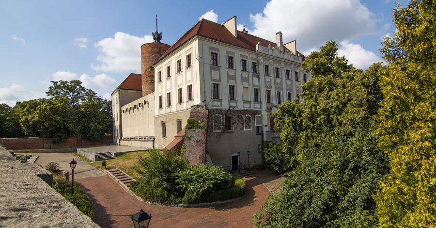 Zamek w Głogowie - zdjęcie