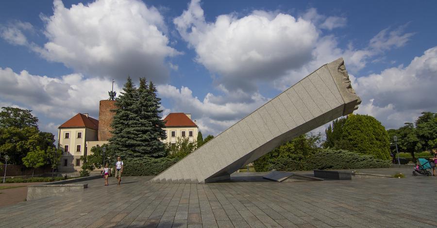 Pomnik Dzieci Głogowskich w Głogowie - zdjęcie