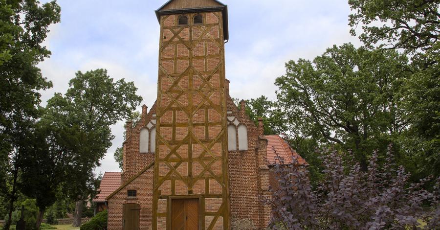 Kościół Św. Anny w Jordanowie - zdjęcie