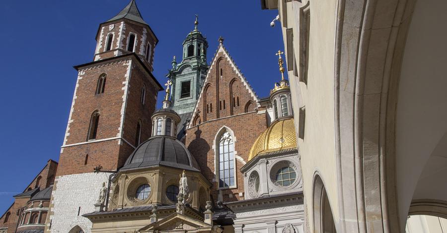 Katedra na Wawelu - zdjęcie