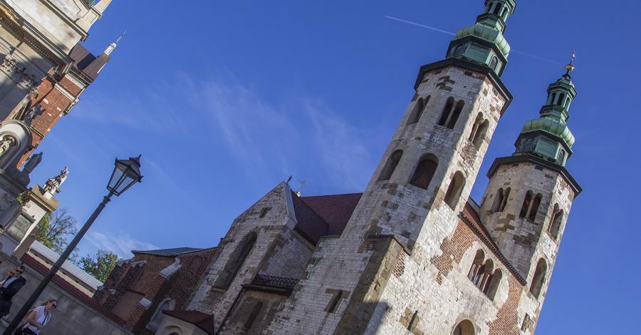 Kościół Św. Andrzeja w Krakowie - zdjęcie