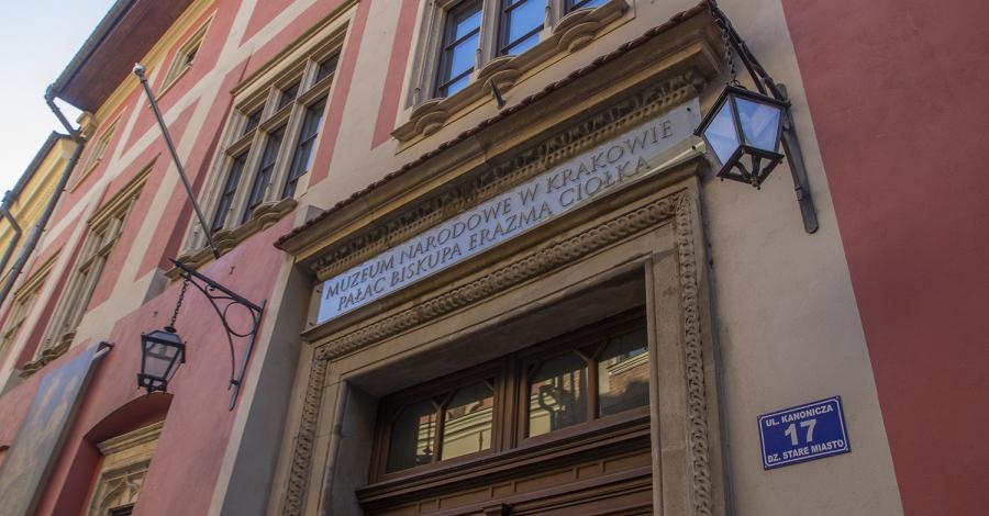 Muzeum Narodowe - Pałac Erazma Ciołka w Krakowie - zdjęcie