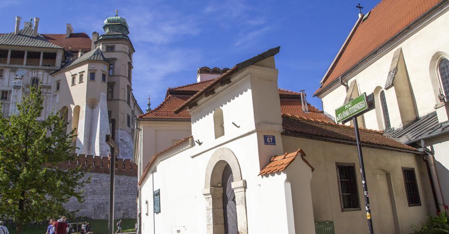 Droga Królewska w Krakowie - zdjęcie