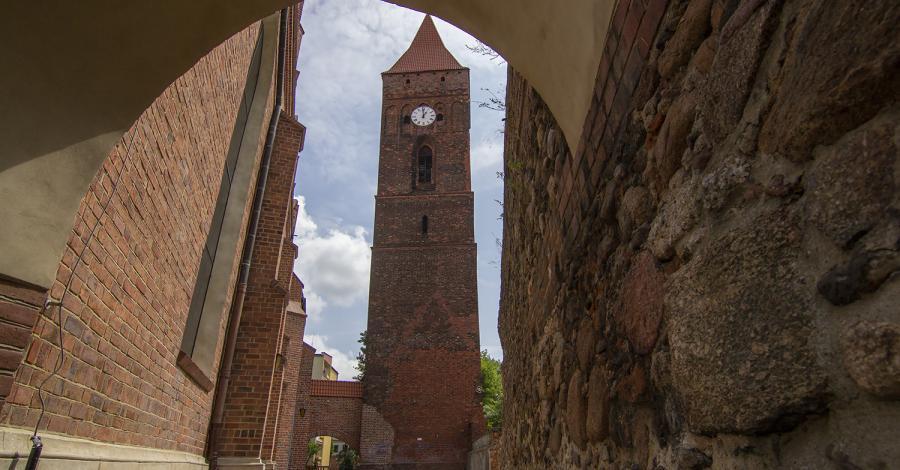 Kościół MB Częstochowskiej w Lubinie - zdjęcie
