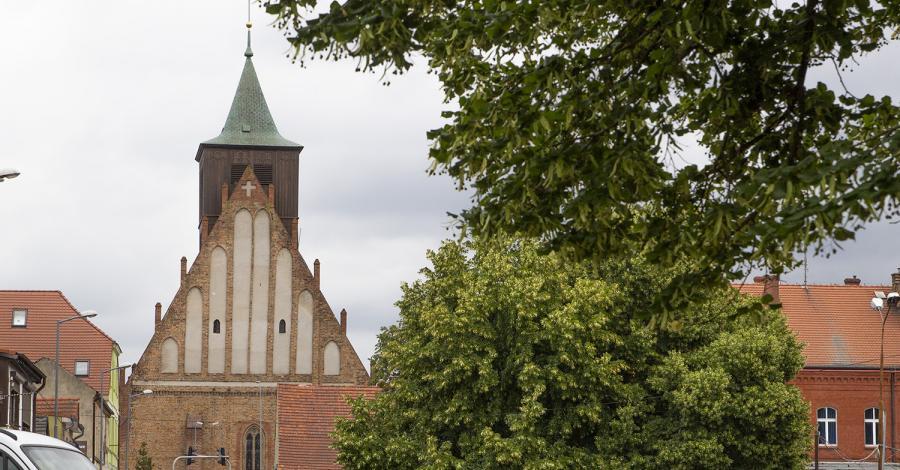 Kościół Św. Jana Chrzciciela w Międzyrzeczu - zdjęcie