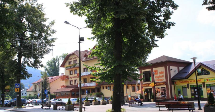 Trasy rowerowe w Milówce - zdjęcie