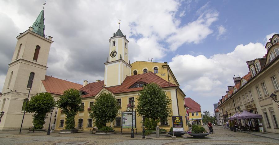 Kościół Św. Barbary w Polkowicach - zdjęcie
