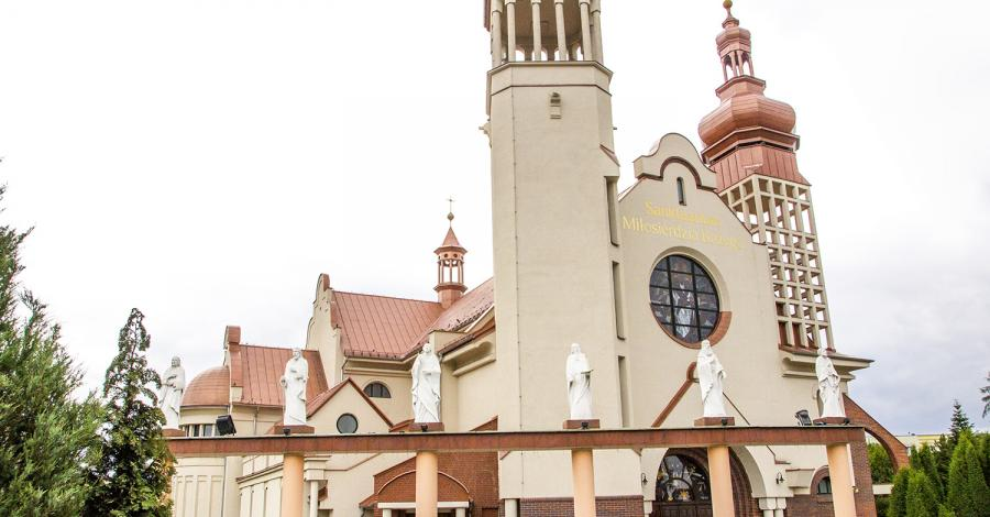 Sanktuarium Miłosierdzia Bożego w Świebodzinie - zdjęcie