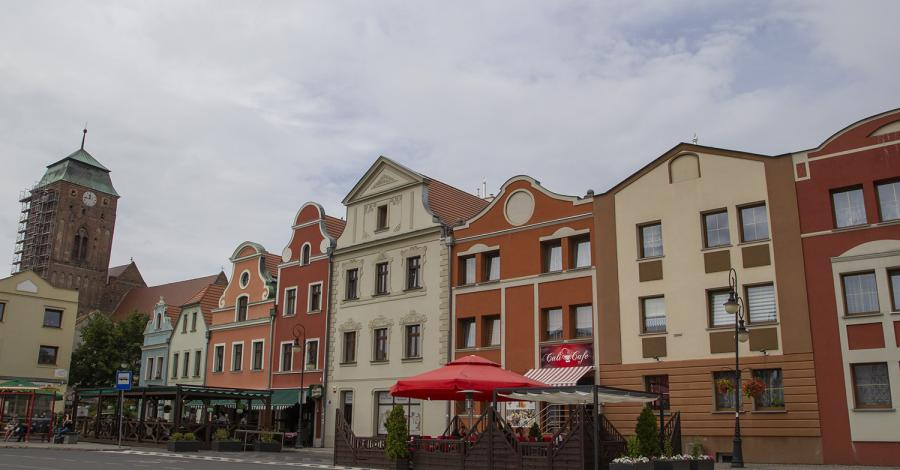 Poaugustiański kościół Wniebowzięcia NMP w Żaganiu - zdjęcie