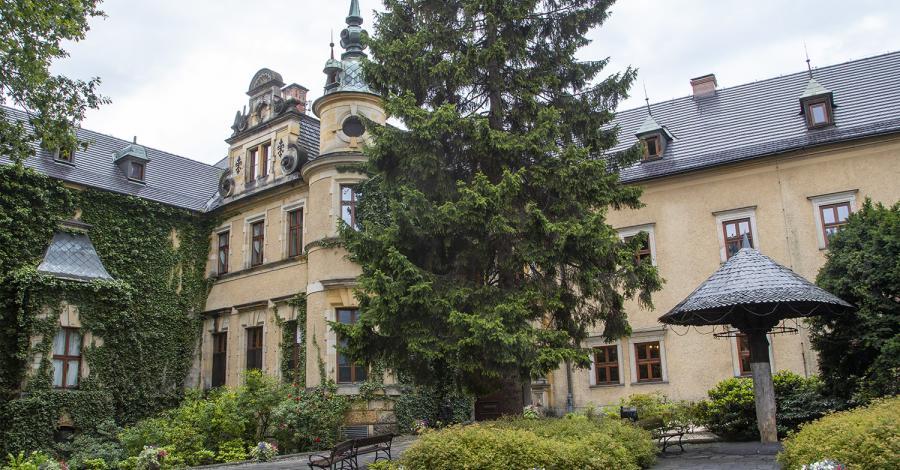 Zamek Kliczków - zdjęcie