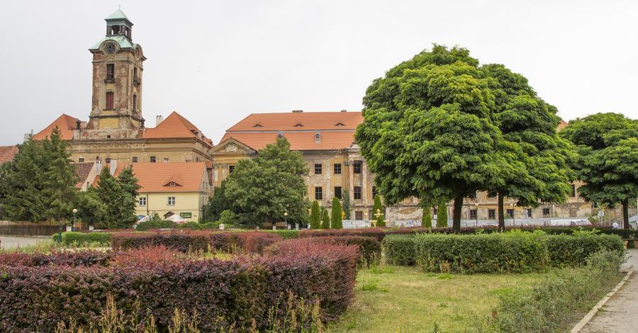 Zamek w Żarach - zdjęcie
