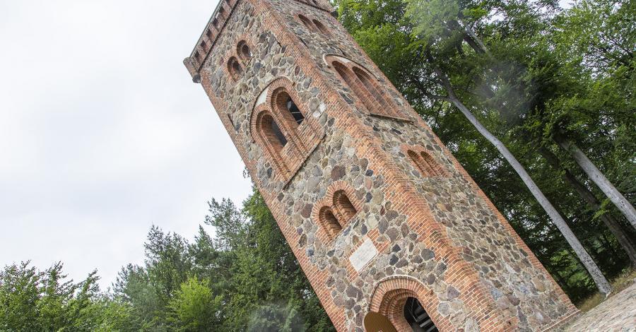 Wieża widokowa Promnitza w Żarach - zdjęcie