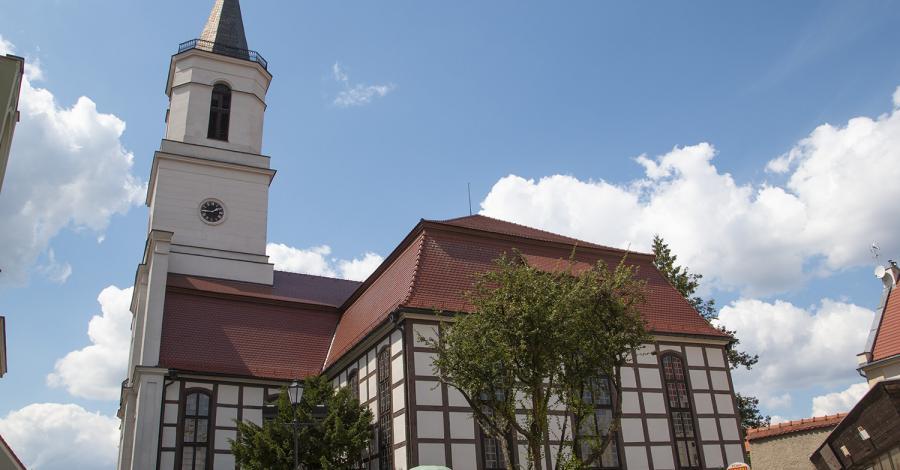 Kościół MB Częstochowskiej w Zielonej Górze - zdjęcie