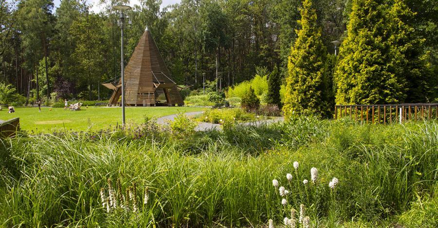 Ogród Botaniczny i Bajkowa Zagroda w Zielonej Górze - zdjęcie