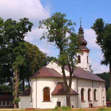 Kościół w Ślemieniu