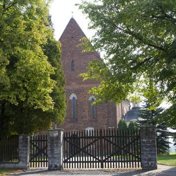 Kościół Św. Jana Chrzciciela w Zawichoście