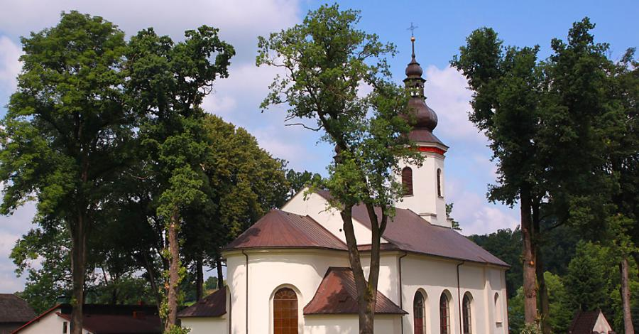 Kościół w Ślemieniu - zdjęcie