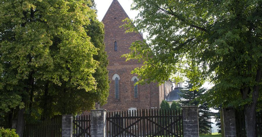 Kościół Św. Jana Chrzciciela w Zawichoście - zdjęcie