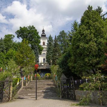 Sanktuarium w Makowie Podhalańskim