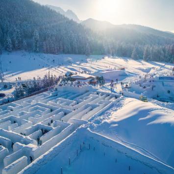 Snowlandia w Zakopanem