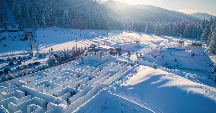 Snowlandia w Zakopanem - zdjęcie