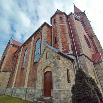 Kościół Św. Marcina w Tarnowskich Górach