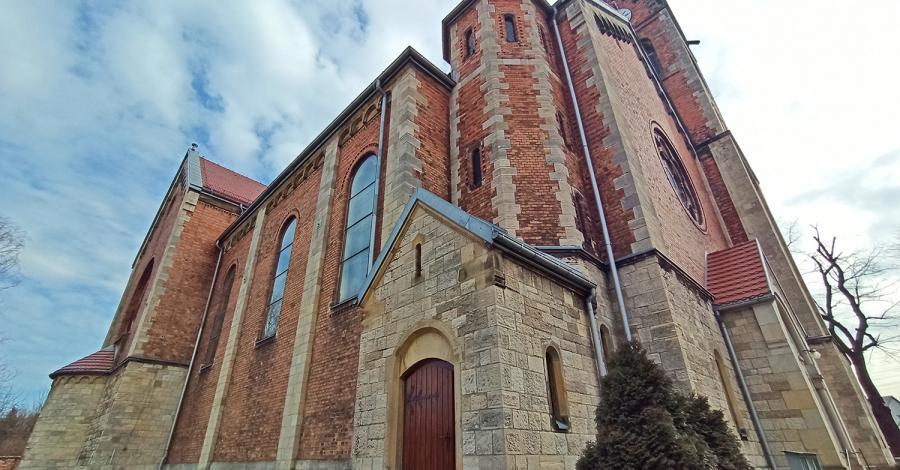 Kościół Św. Marcina w Tarnowskich Górach - zdjęcie