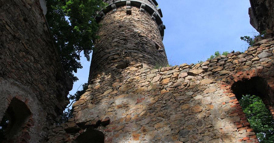 Zamek Henryka w Marczycach - zdjęcie