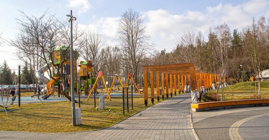 Park Kuronia i minizoo w Sosnowcu - zdjęcie