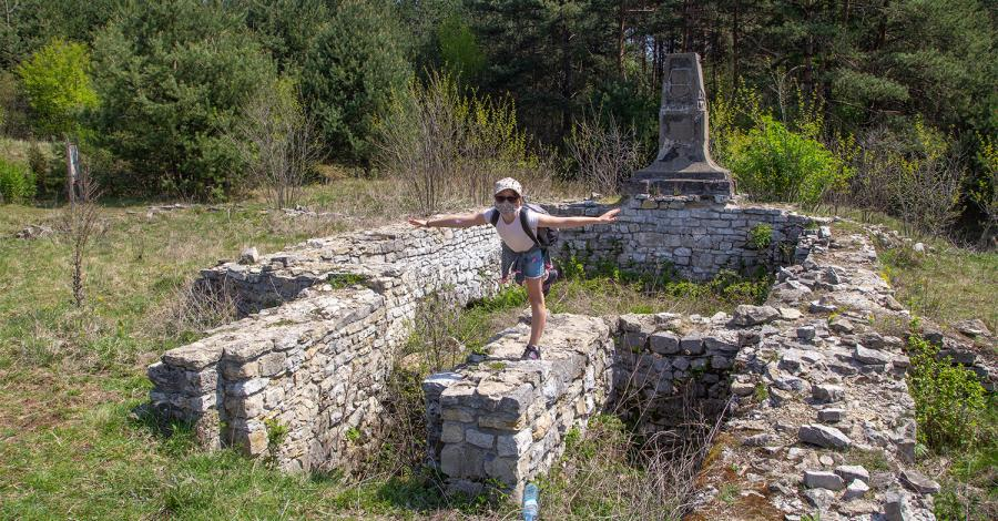 Grodzisko Stary Olkusz - zdjęcie