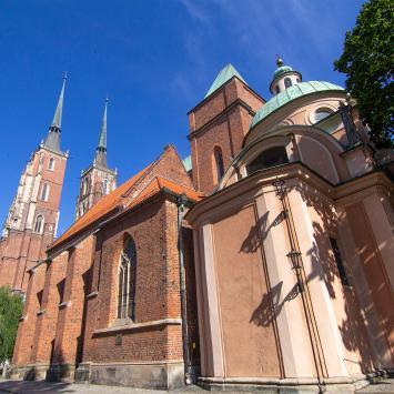 Katedra we Wrocławiu