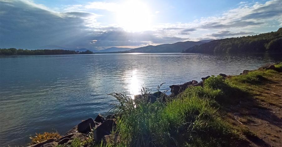 Jezioro Żywieckie - zdjęcie