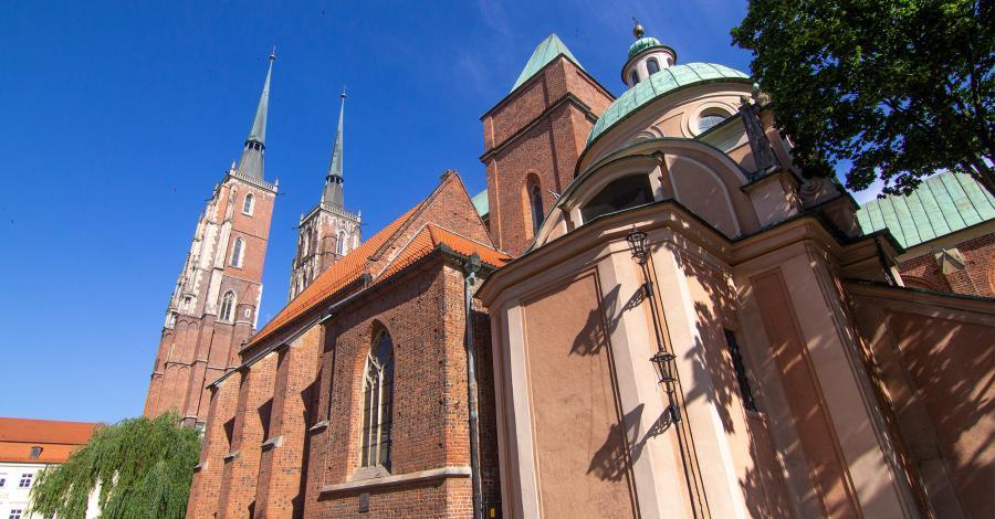 Katedra we Wrocławiu - zdjęcie
