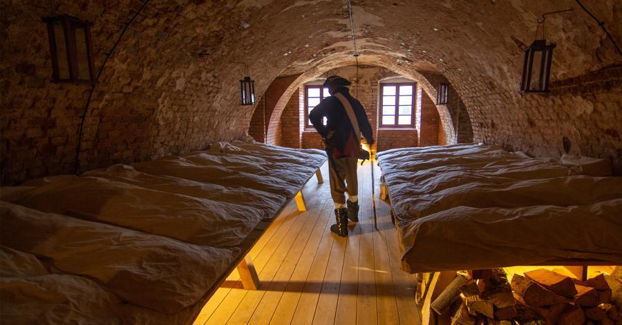 Twierdza Srebrna Góra - zdjęcie