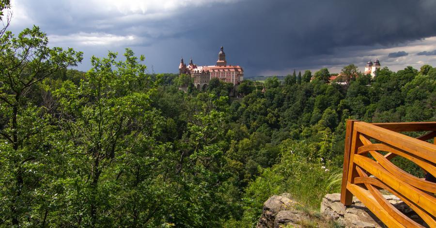 Książański Park Krajobrazowy - zdjęcie