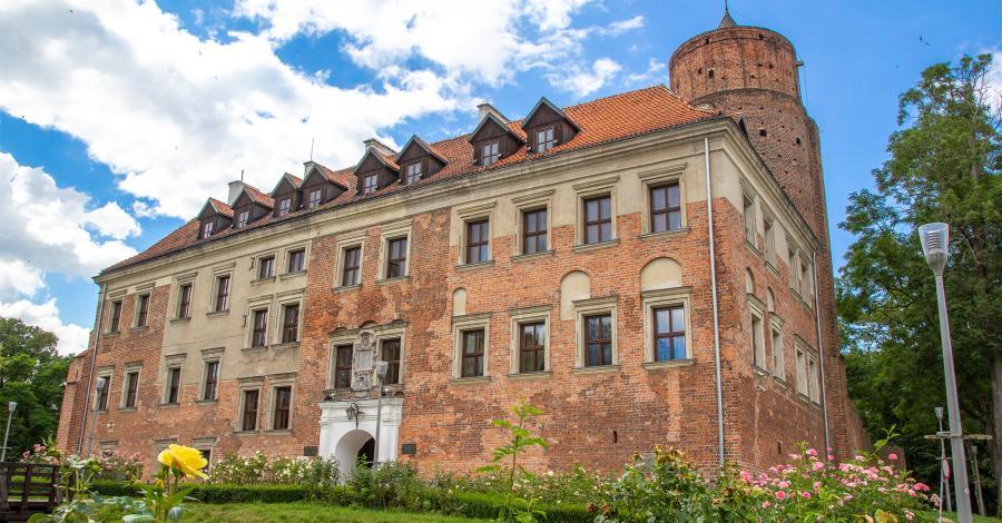 Zamek Uniejów - zdjęcie