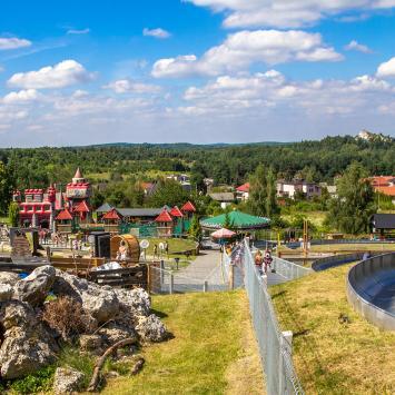 Park Ogrodzieniec