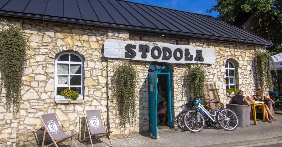 Karczma Stodoła w Ogrodzieńcu - zdjęcie