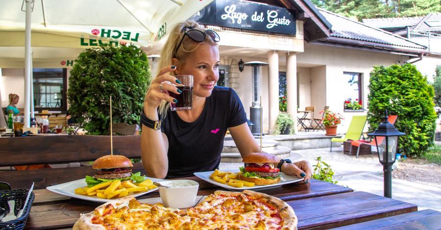 Pizzeria Lago del Gusto w Poraju - zdjęcie