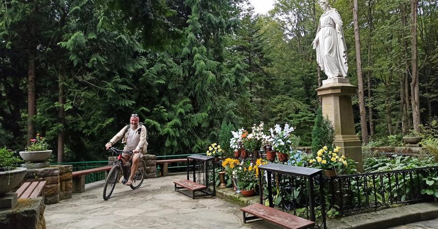 Trasy rowerowe w Krynicy Zdrój - zdjęcie