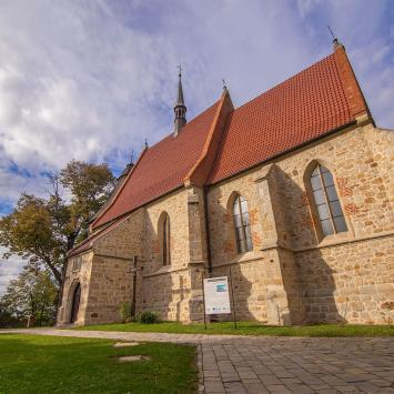 Kościół Św. Małgorzaty w Dębnie